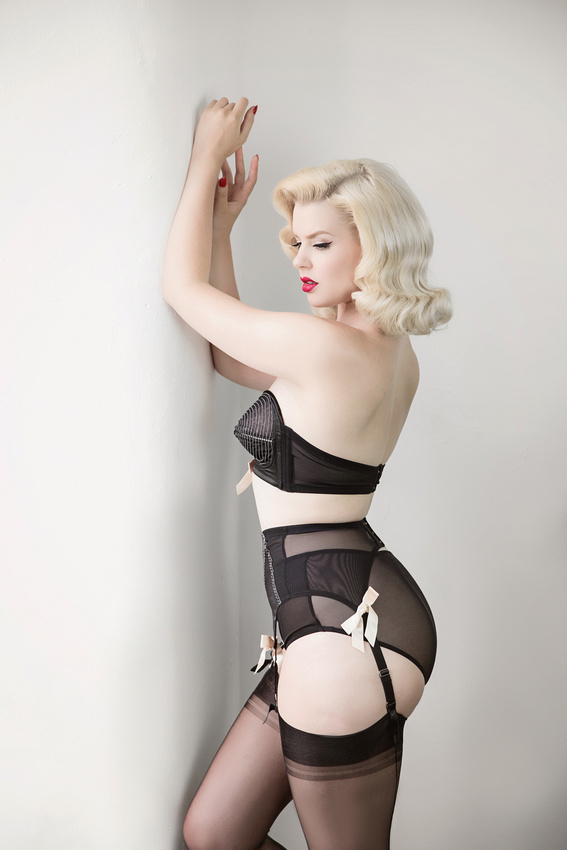 Boudoir Photoshoot by Belle Prive Photography in Manchester UK